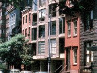 street photo of Butterfield House by James S. Rossant, Conklin + Rossant